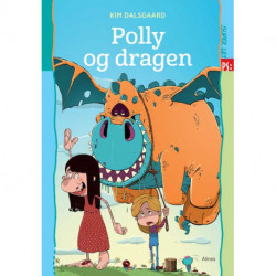 Super let PS,  Polly og dragen