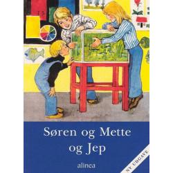 S og M-bøgerne, 1. Trin 2,  Søren og Mette og Jep