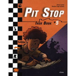 Pit Stop - 5, Task Book