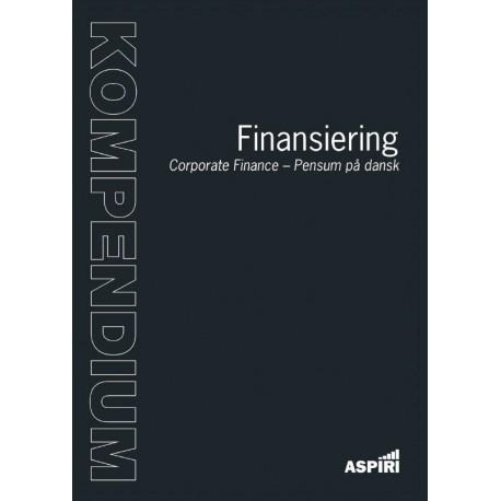 Kompendium i finansiering: corporate finance - pensum på dansk