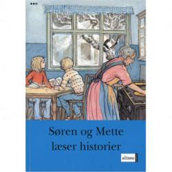 S og M-bøgerne, 2.Trin 2, Søren og Mette læser historier