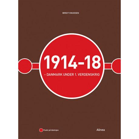 1914-18 - Danmark under 1. verdenskrig