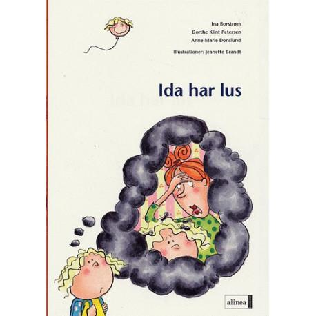 Den første læsning, Ida har lus