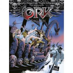 ORK-sagaen 2 - Shakara