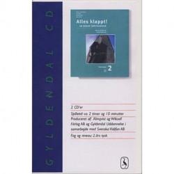 Alles klappt! 2. Tekstbog cd: im neuen Jahrtausend