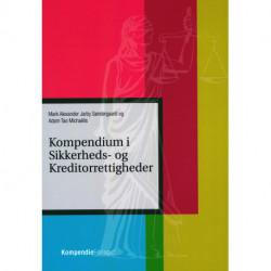Kompendium i sikkerheds- og kreditorrettigheder