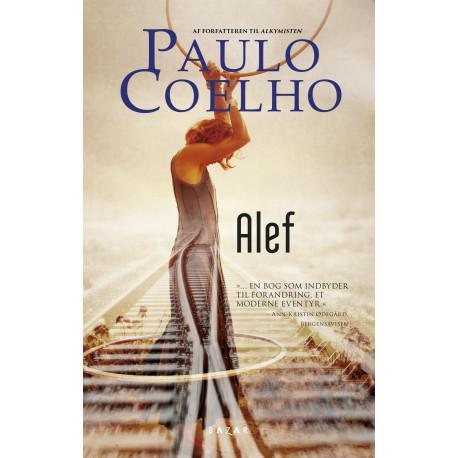 Alef: Coelho mest personlige bog til dato