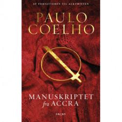 Manuskriptet fra Accra (Paperback): Klassisk Coelho ala Pilgrimsrejsen og Alymisten