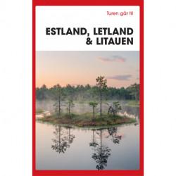 Turen går til Estland, Letland & Litauen