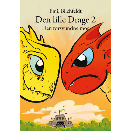 Den Lille drage og den forsvundne mor