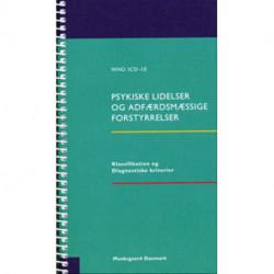Psykiske lidelser og adfærdsmæssige forstyrrelser: Klassifikation og Diagnostiske kriterier
