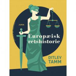 Europæisk retshistorie