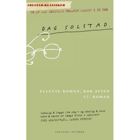 Ellevte roman, bok atten og 17. roman