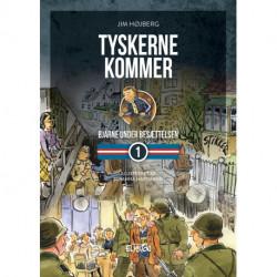 Tyskerne kommer!: Bjarne under Besættelsen 1
