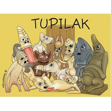 Tupilak: English edition