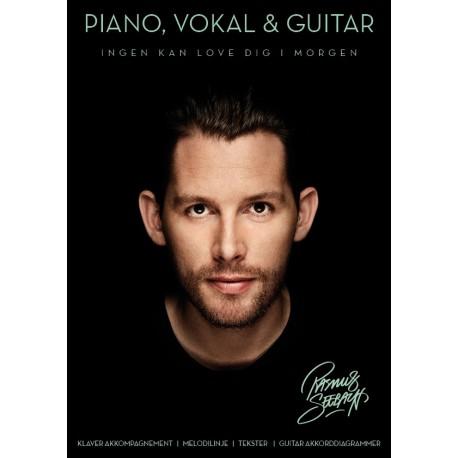 Ingen kan love dig i morgen - Piano, Vokal og Guitar: Klaver akkompagnement, melodilinje, becifringer, tekster og guitar akkorddiagrammer