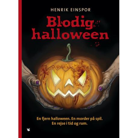 Blodig halloween