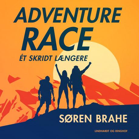 Adventure race. Ét skridt længere
