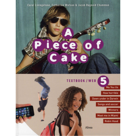 A Piece of Cake 5, Textbook/Web
