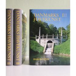 Danmarks havekunst: Bind 1-3