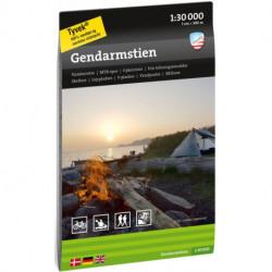 Gendarmstien 1:30 000