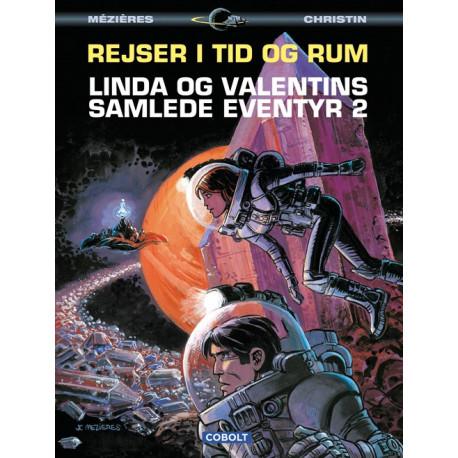 Linda og Valentins samlede eventyr 2: Rejser i tid og rum
