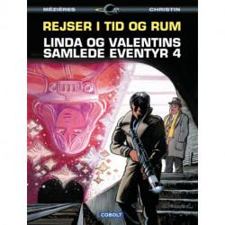 Linda og Valentins samlede eventyr 4: Rejser i tid og rum