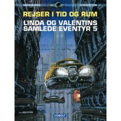 Linda og Valentins samlede eventyr 5: Rejser i tid og rum