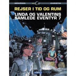 Linda og Valentins samlede eventyr 7: Rejser i tid og rum