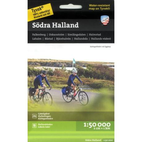 Södra Halland : 1:50 000