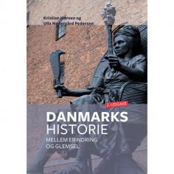 Danmarkshistorie mellem erindring og glemsel, 2. udg.