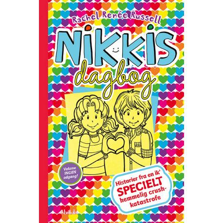 Nikkis dagbog 12: Historier fra en ik' specielt hemmelig crush-katastrofe