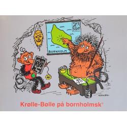 Krølle-Bølle på bornholmsk