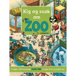 Kig og snak om Zoo