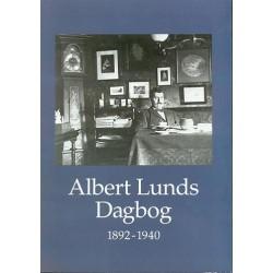 Albert Lunds dagbog 1892-1940: diurni commentarii