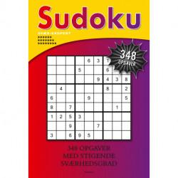 Sudoku: Svær-ekspert ********