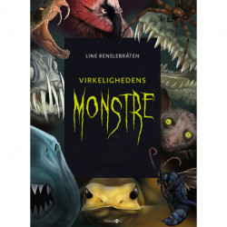 Virkelighedens monstre + monsterkort