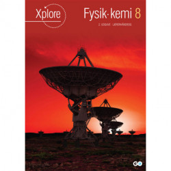 Xplore Fysik/kemi 8 Lærerhåndbog - 2. udgave