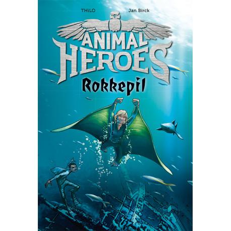Animal Heroes (2) Rokkepil