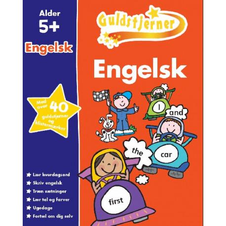 Guldstjerner - Engelsk: Opgavehæfte