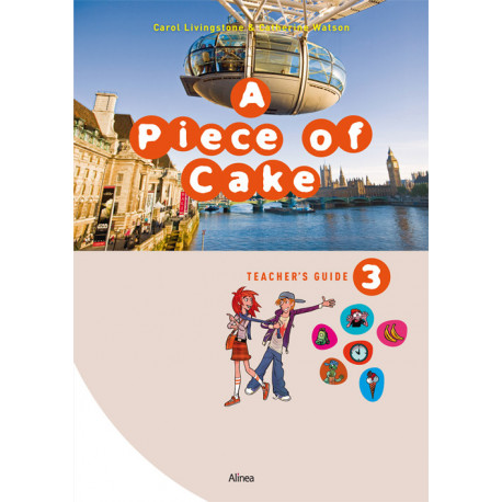 A Piece of Cake 3, Web Ressources inkl. Teacher's Guide