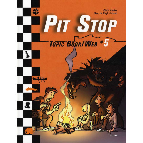 Pit Stop -5, Topic Book/Web
