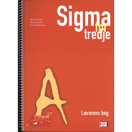 Sigma for tredje, Lærerens bog A, 3.udg.