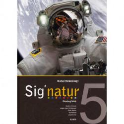 Sig'natur 5, Natur/teknologi, Elevbog/Web