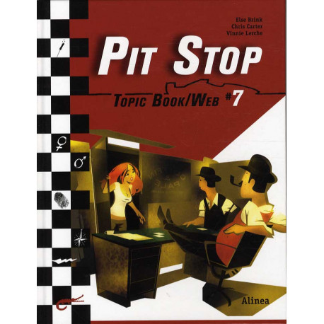 Pit Stop -7, Topic Book/Web