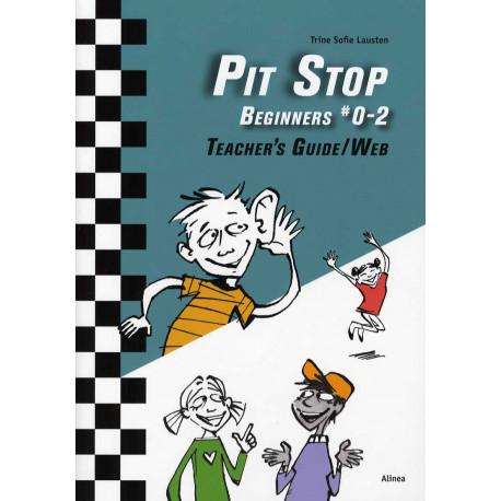 Pit Stop Beginners -0-2, Teacher's Guide/Web