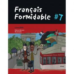 Français Formidable -7, Livre/Web