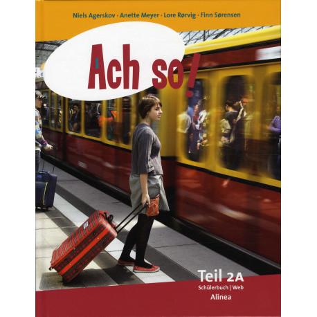 Ach so! Teil 2A, Schülerbuch/Web