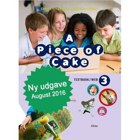A Piece of Cake 3 Ny udgave, Textbook/Web