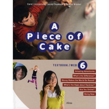 A Piece of Cake 6, Textbook/Web